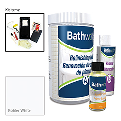 Premium Bathtub Refinishing Kit